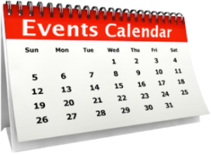 Click for Events Calendar