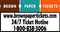 Brown Paper Tickets Web/Phone