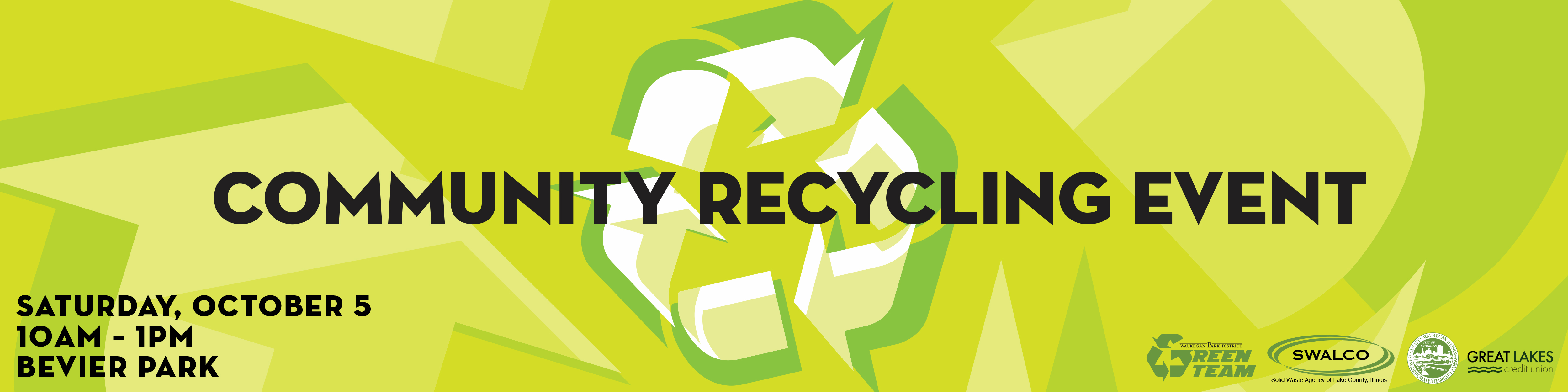 2019 Community Recycling Event