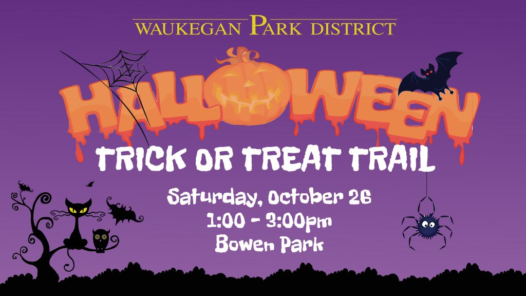 2019 Halloween Trick or Treat Trail