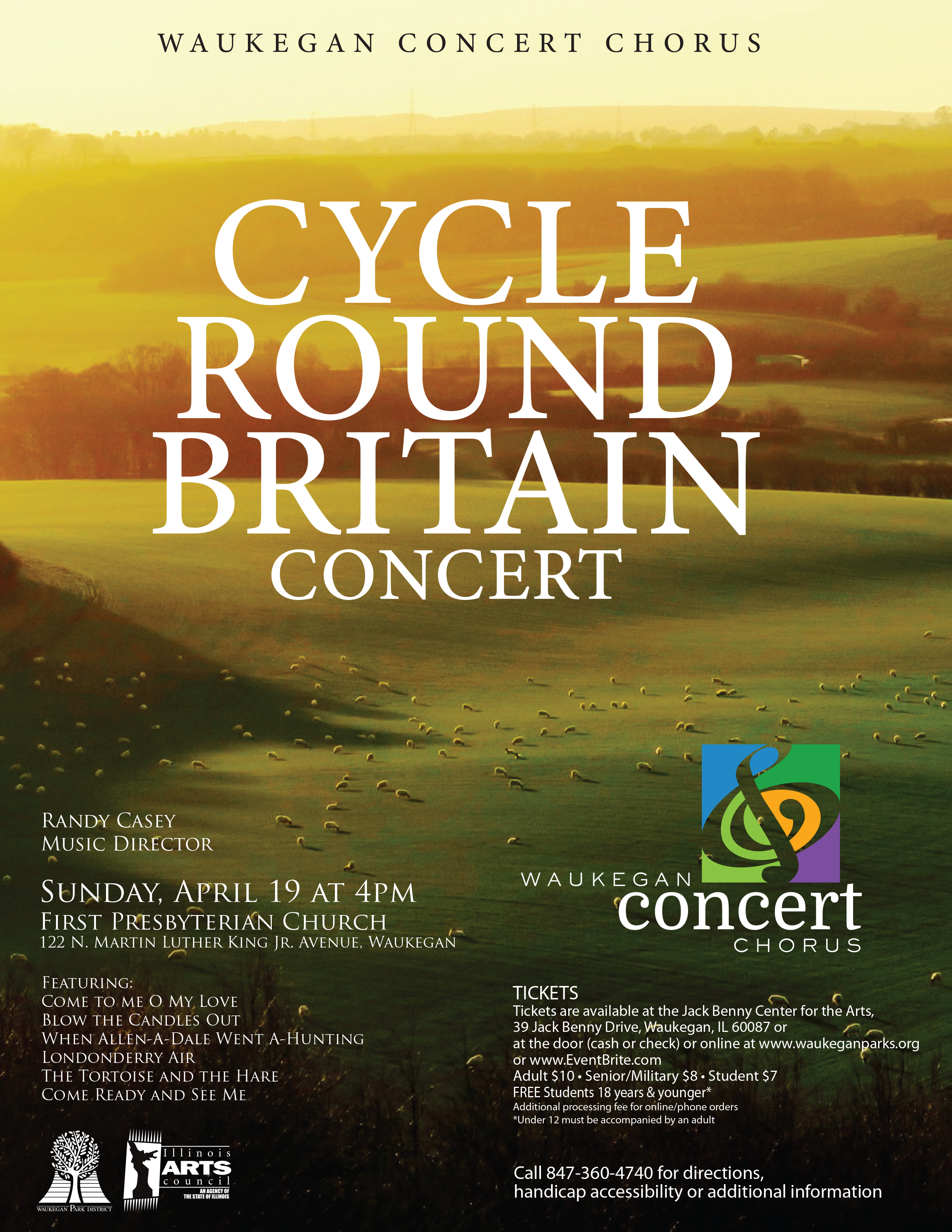 Cycle Round Britain Concert