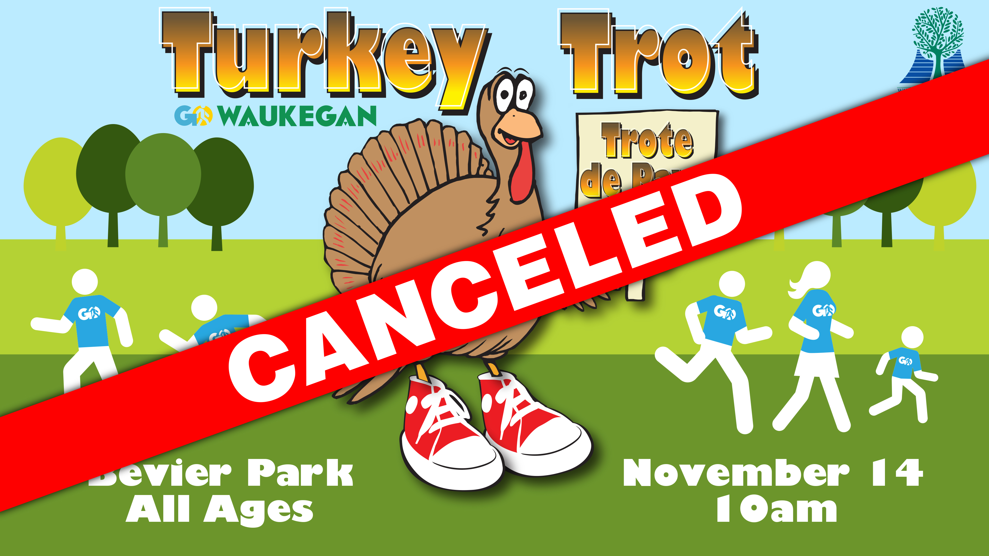 Turkey Trot Canceled