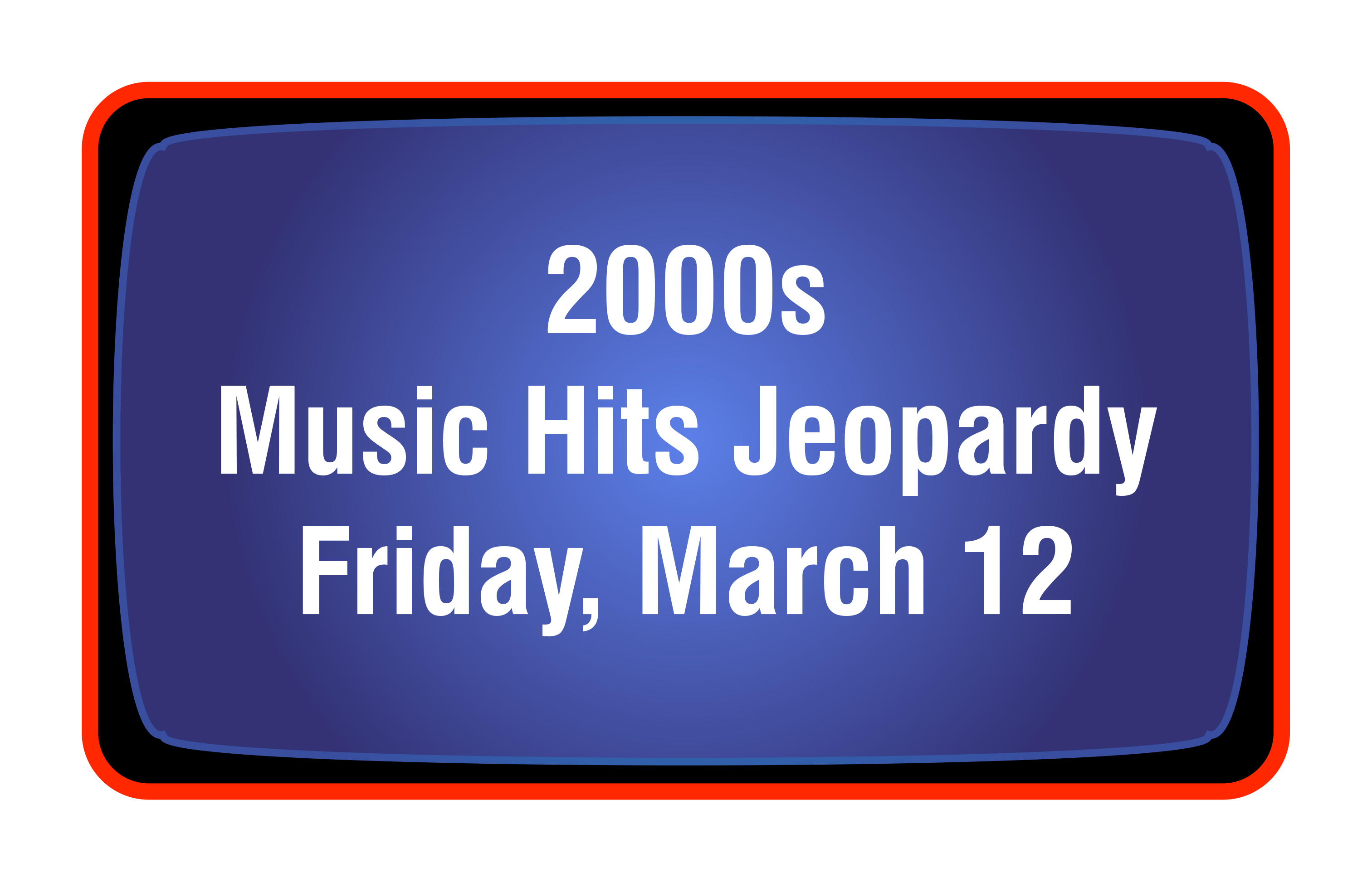 2000s Music Hits Jeopardy