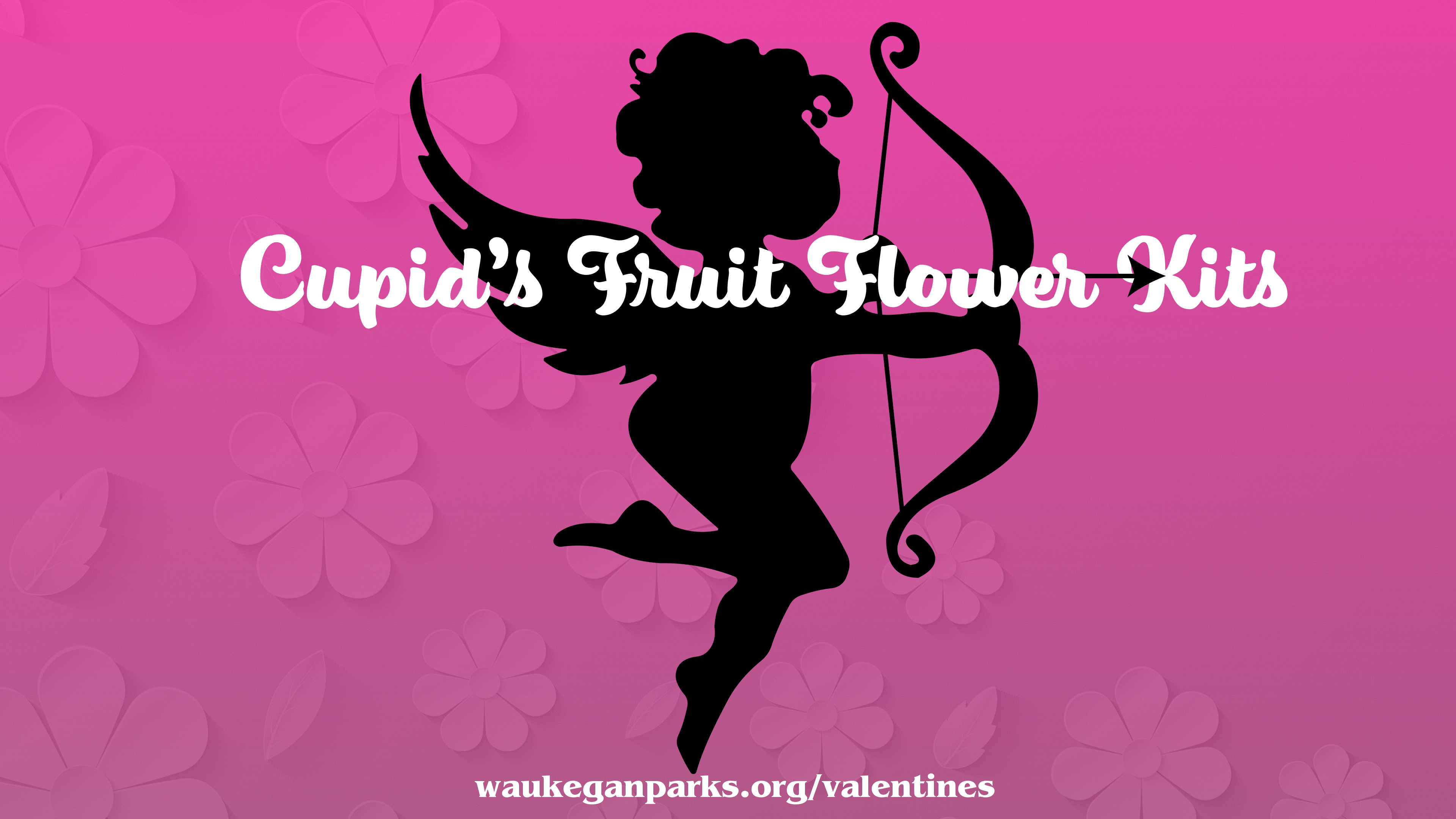 Cupid's Fruit Flower Kits