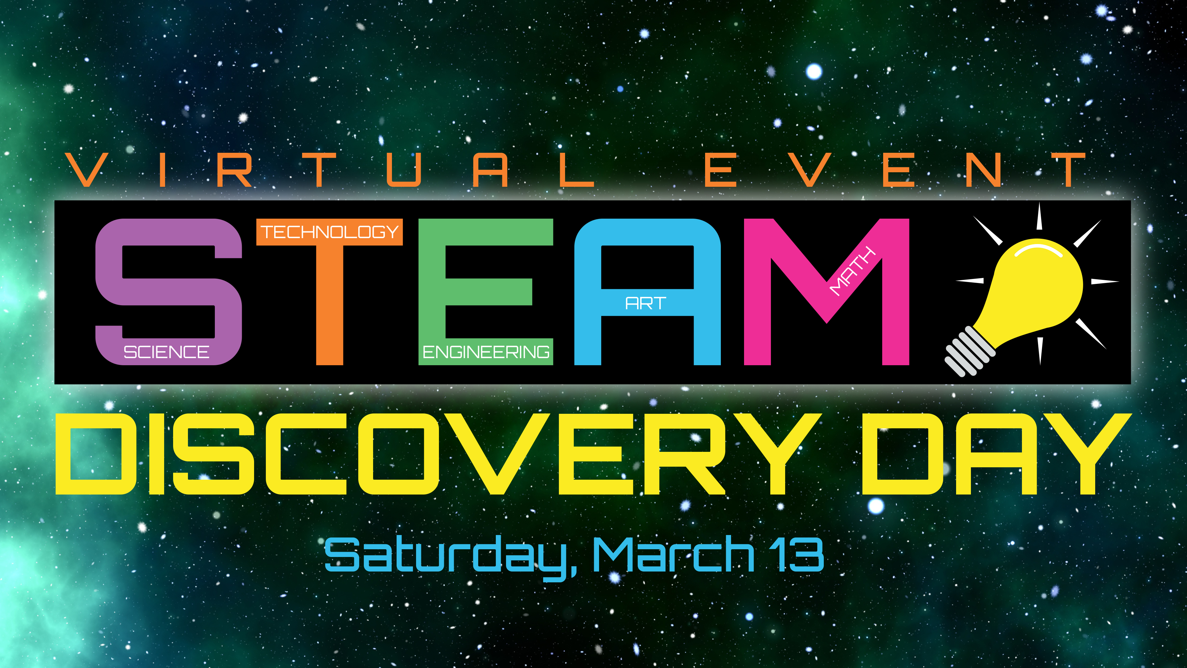 S.T.E.A.M. Discovery Day