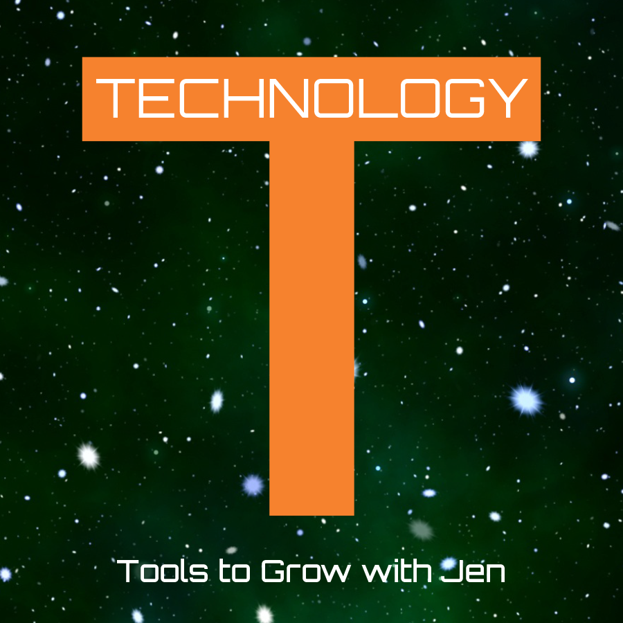 Tools to Grow with Jen
