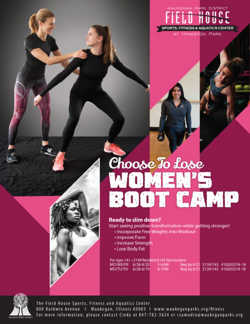 Womens Boot Camp Flyer 10