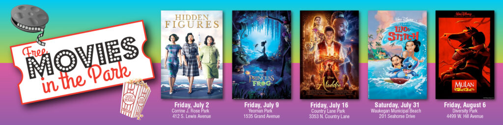 Movies in the Park Web Banner