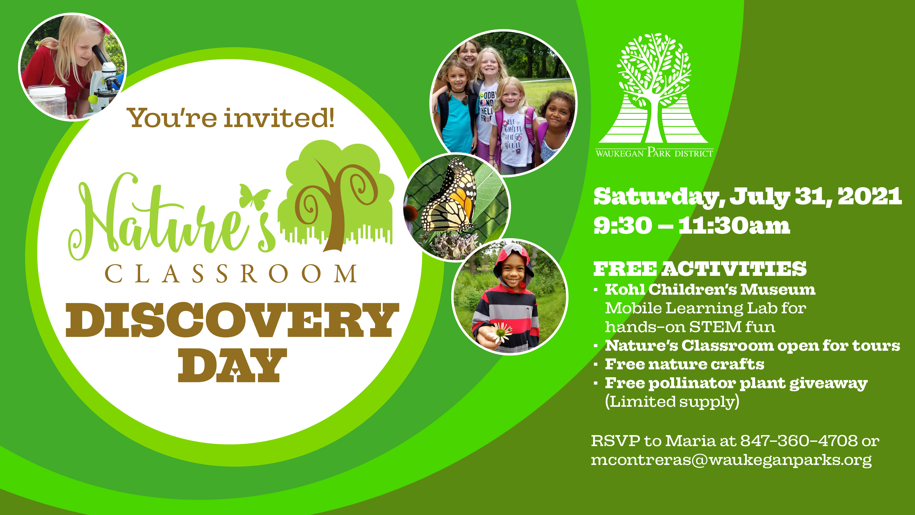 Nature's Classroom Discovery Day