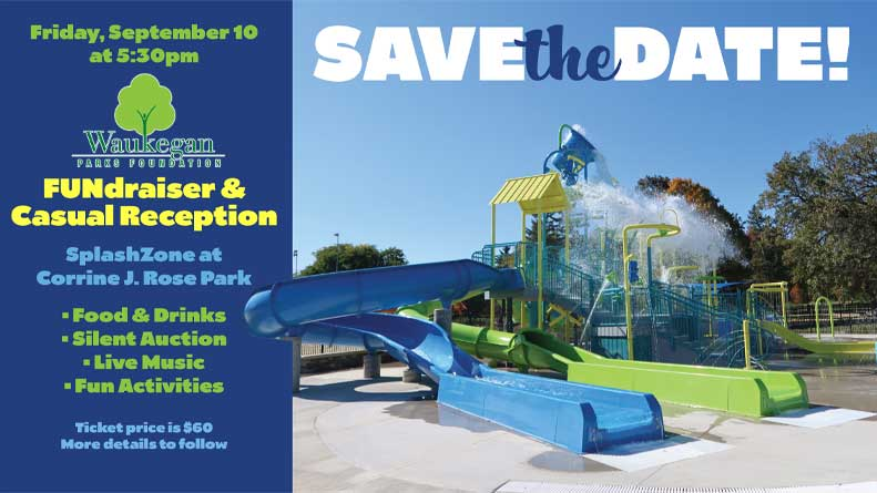 Parks Foundation FUNdraiser Save the Date